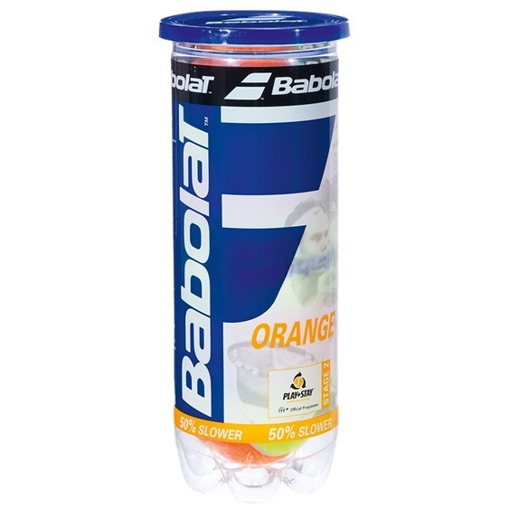 Babolat Orange x 3 loptica