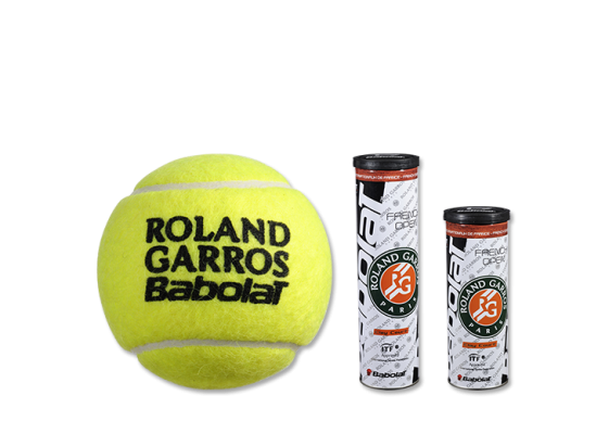 Babolat French open x 3 clay