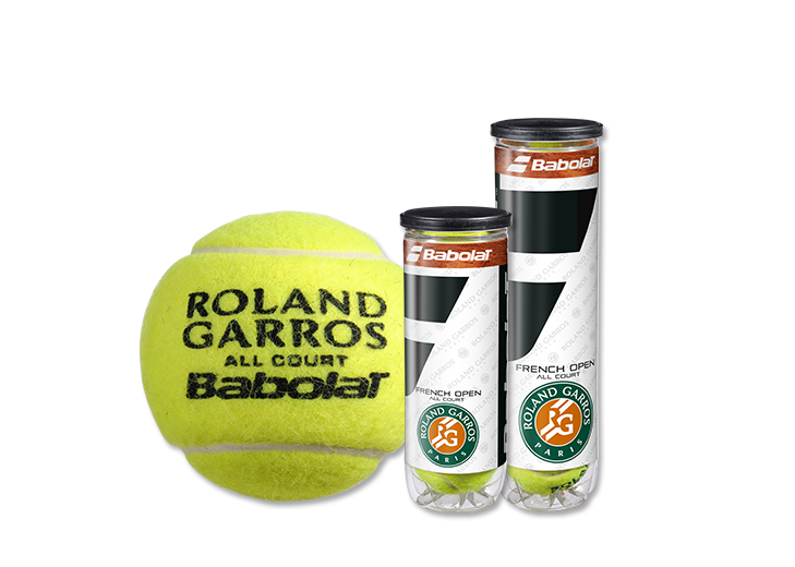 Babolat French open x 3 all court