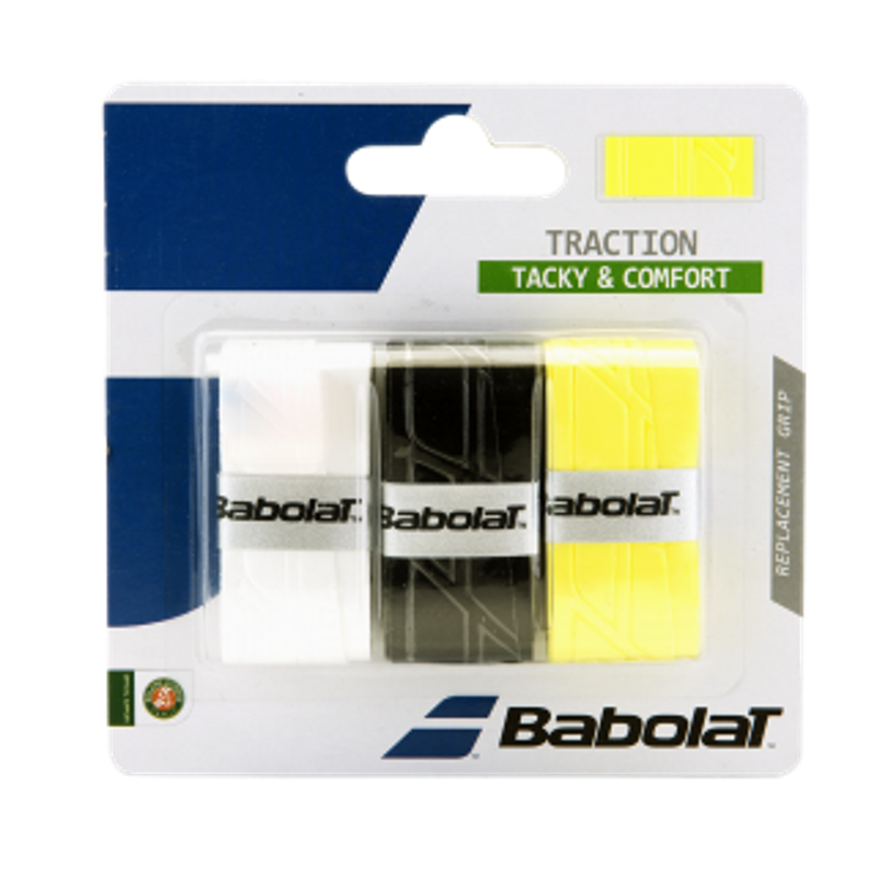 Babolat Traction x 3